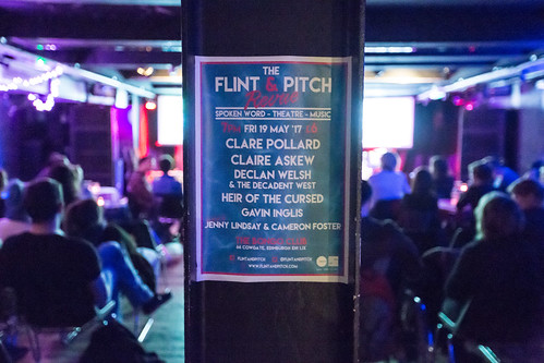 The Flint & Pitch Revue #6