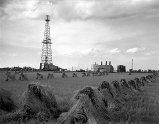 Consolidated Oil wells no. 2 and 3, Leduc, Alberta
