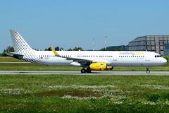 D-AYAM // Vueling // A321-231SL // MSN 7714 // EC-