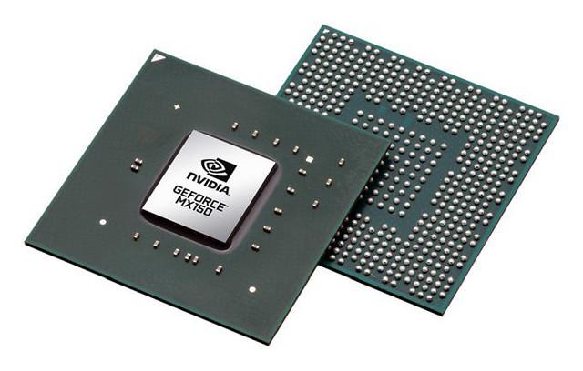 GeForce MX150