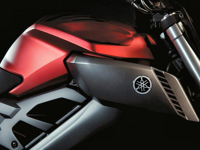 Yamaha MT-125 2014 - 11