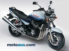 Suzuki GSX 1400 2003 - 17