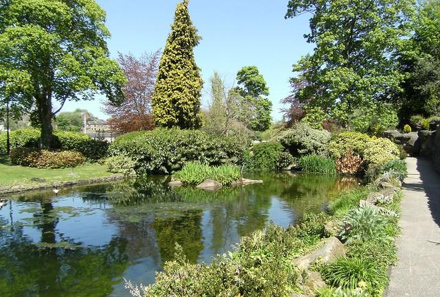 Riverside Gardens, Fujifilm FinePix F480