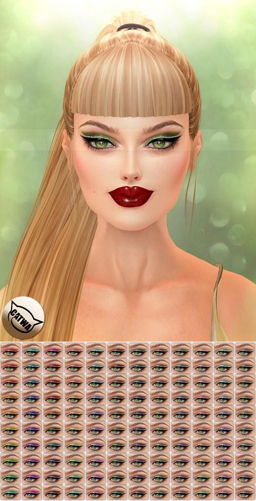 !IT! - Going Retro Eyeshadows Ad 2 - SecondLifeHub.com