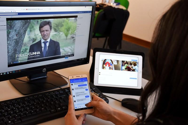 Câmara de Famalicão disponibiliza assistente virtual através do canal Me...