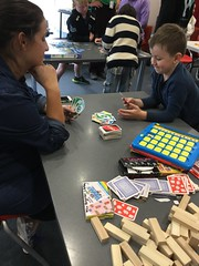 Uno, Board games day