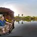 Enjoying a morning view at the Lagoon Floating Lodge by Stig Nygaard