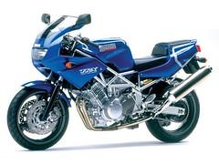 Yamaha 850 TRX 1999 - 12