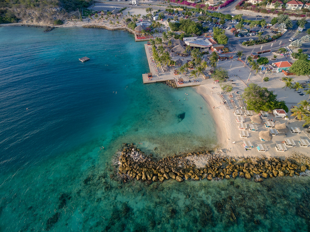 Jan Thiel Baai Curacao