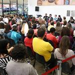 qui, 18/05/2017 - 15:34 - Audiência Pública com a finalidade de discutir as mudanças na área da educação com reforma administrativa proposta pela PBHLocal: Hall da Presidência (Câmara Municipal de Belo Horizonte)Data: 18-05-2017Foto: Abraão Bruck - CMBH