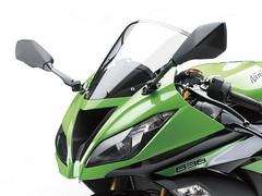 Kawasaki ZX-6 R 636 2013 - 2