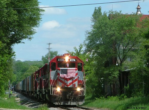WSOR 4174 South At Palmyra, Wi.