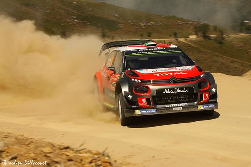 Vodafone Rally de Portugal 2017 : Craig Breen / Scott Martin