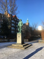 Allegade, Frederiksberg