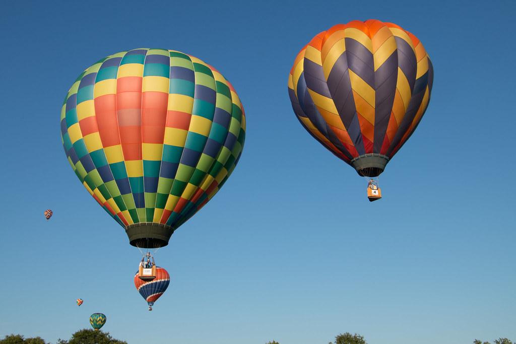 Fuquay-Varina balloon festival