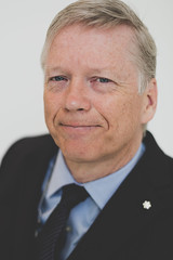 Sam Sullivan - MLA Vancouver False Creek