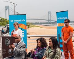 Ceremonial Beach Opening, South Beach Boardwalk, Staten Island, New York City