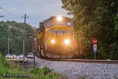 UP 4546 | EMD SD70M | NS Memphis District