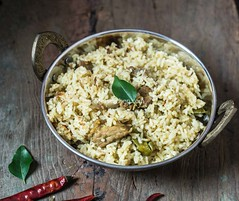 Andhra style Mutton Pulao