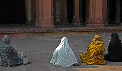 Women in India: Fatehpur Sikri