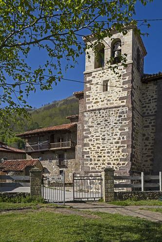 Iglesia de San Ignacio de Loyola,Tresabuela, Cantabria.