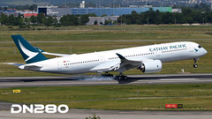 Cathay A350-941 msn 101