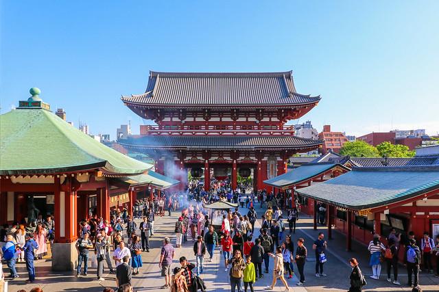 Sensoji Temple - Tokyo