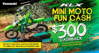 Mini Moto Fun Cash