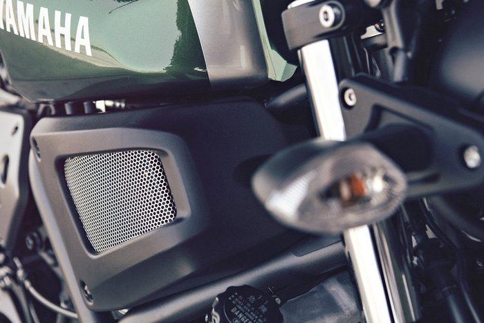 Yamaha XSR 700 2019 - 6