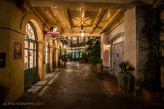 The Streets of New Orleans Square