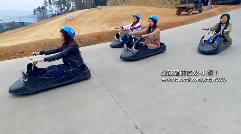 統營斜坡滑車 -6