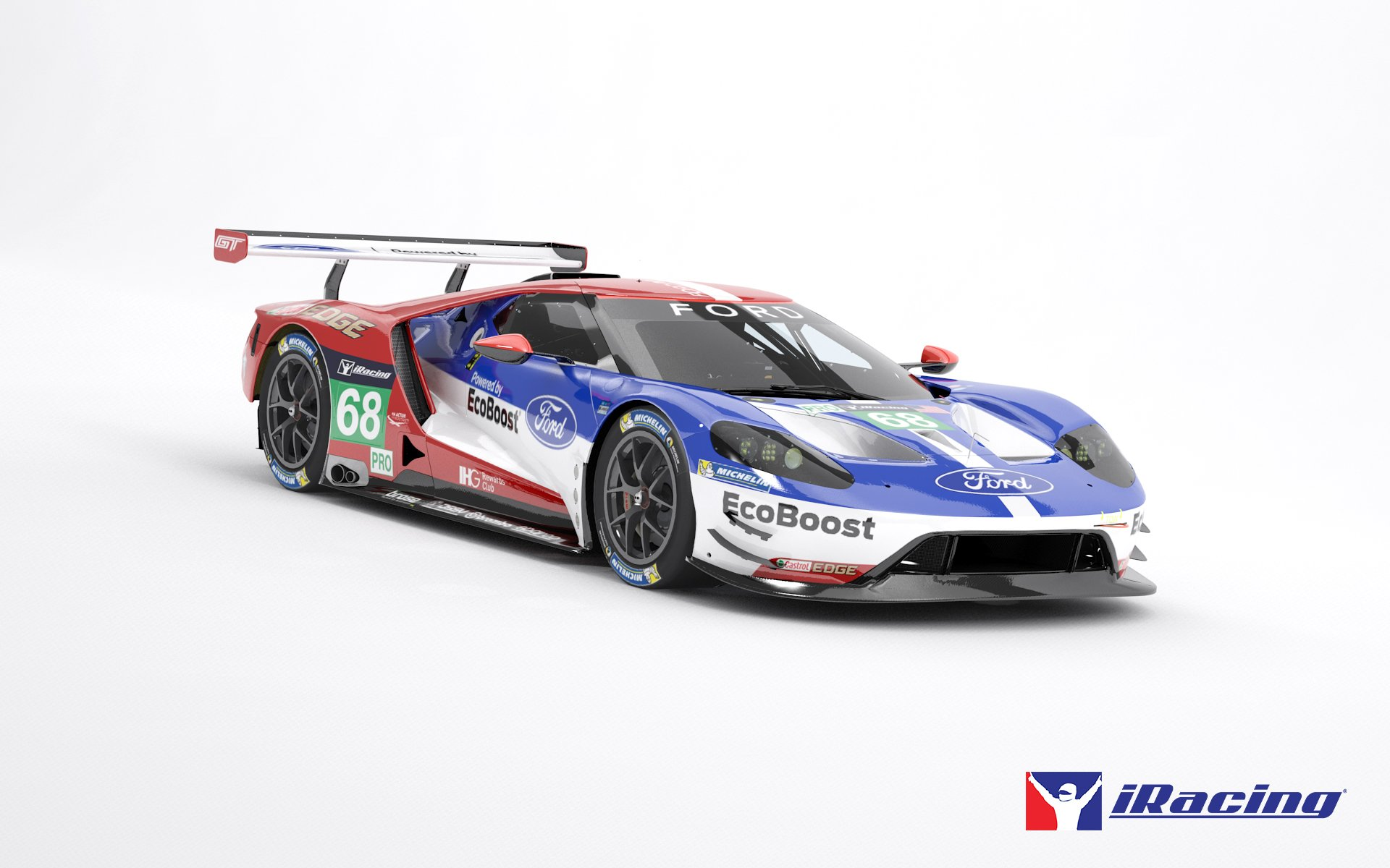 Ford Gt Lm Gte Iracing