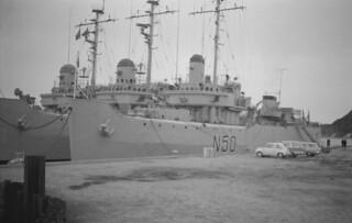 Mineleggere i Nyhavna (1965)
