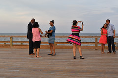 Afternoon on a Pier