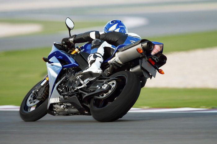 Yamaha YZF-R1 1000 2007 - 17