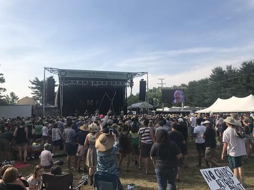 Nelsonville Music Festival 2017