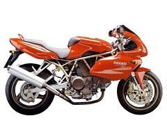 Ducati 750 SS 2001 - 6