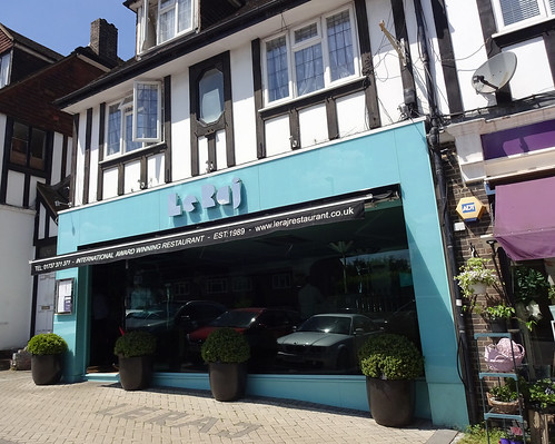 Le Raj, Epsom, London KT17