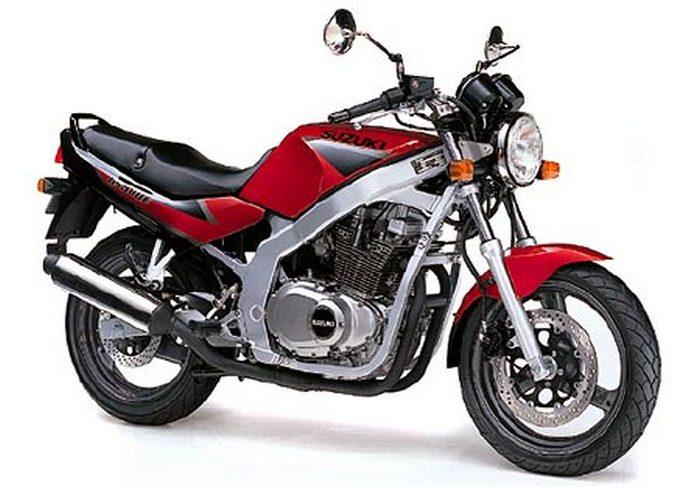 Suzuki 500 GSE 1991 - 0