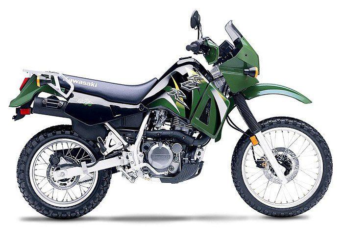 Kawasaki KLR 650 2002 - 9