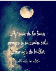 La Luna ! #blogauroradecinemafrases  #amazing #hastamañana #lua  #luna #moonlight #moon #sky