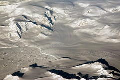 Glaciers and Mountains in Antarctica