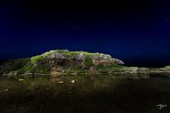 Inarajan Pools at Night