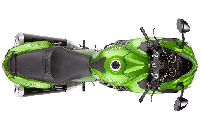Kawasaki 1400 ZZR 2019 - 25