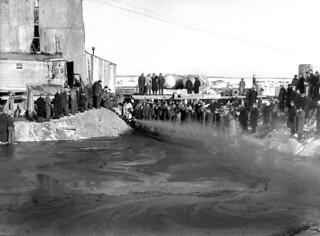 Imperial Leduc No. 1 oil well, Leduc, Alberta