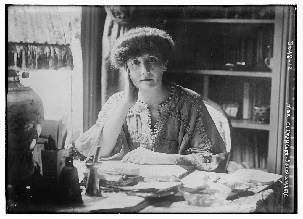 Mme. Clemenceau - Jacquemaire (LOC)