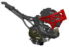 Ducati 821 Monster 2014 - 17