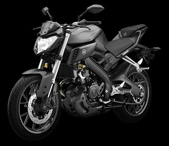 Yamaha MT-125 2014 - 16