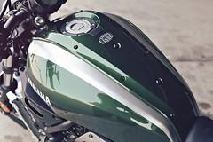 Yamaha XSR 700 2019 - 4