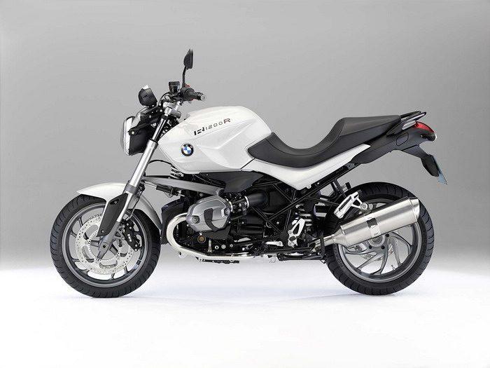 BMW R 1200 R 2013 - 6